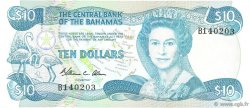 10 Dollars BAHAMAS  1984 P.46a pr.NEUF