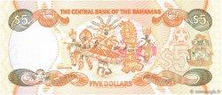 5 Dollars BAHAMAS  1995 P.52 NEUF