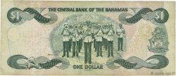 1 Dollar BAHAMAS  1996 P.57 TB