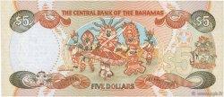 5 Dollars BAHAMAS  1997 P.63a NEUF