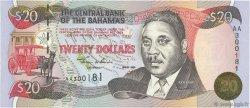 20 Dollars BAHAMAS  2000 P.65A NEUF