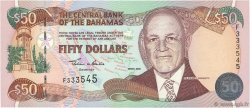 50 Dollars BAHAMAS  2000 P.66 NEUF