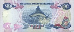 100 Dollars BAHAMAS  2000 P.67 SPL