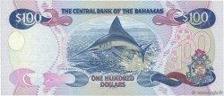 100 Dollars BAHAMAS  2000 P.67 NEUF
