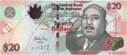 20 Dollars BAHAMAS  2006 P.74 NEUF