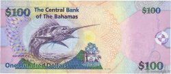 100 Dollars BAHAMAS  2009 P.76 NEUF