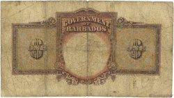 1 Dollar BARBADE  1939 P.02b B+