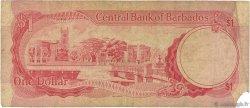 1 Dollar BARBADE  1973 P.29a B