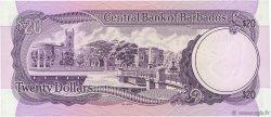 20 Dollars BARBADE  1973 P.34a NEUF