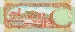 50 Dollars BARBADE  1989 P.40a NEUF