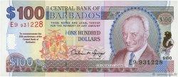 100 Dollars BARBADE  1997 P.53a NEUF