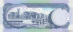 2 Dollars BARBADE  1998 P.54a NEUF