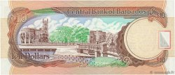 10 Dollars BARBADE  1999 P.56 NEUF