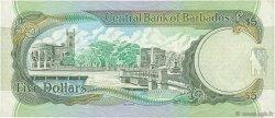 5 Dollars BARBADE  2000 P.61 TTB+