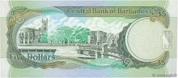 5 Dollars BARBADE  2000 P.61 NEUF