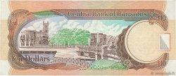 10 Dollars BARBADE  2000 P.62 TTB+