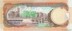 10 Dollars BARBADE  2000 P.62 pr.NEUF