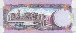 20 Dollars BARBADE  2006 P.63B NEUF
