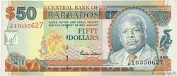 50 Dollars BARBADE  2000 P.64 TTB+