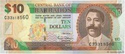 10 Dollars BARBADE  2007 P.68 SUP+