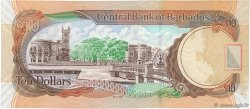 10 Dollars BARBADE  2007 P.68 NEUF