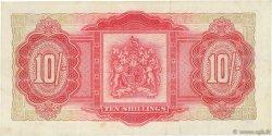 10 Shillings BERMUDES  1957 P.19b TTB+
