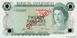 20 Dollars BERMUDES  1970 P.26s NEUF