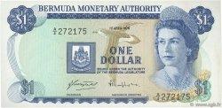 1 Dollar BERMUDES  1978 P.28b NEUF