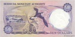 10 Dollars BERMUDES  1978 P.30a SUP