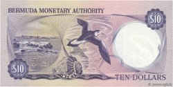 10 Dollars BERMUDES  1982 P.30b NEUF