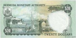20 Dollars BERMUDES  1981 P.31c NEUF