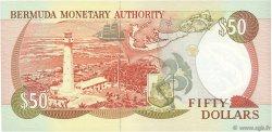 50 Dollars BERMUDES  1989 P.38 pr.NEUF