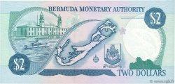 2 Dollars BERMUDES  1996 P.40Aa NEUF