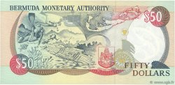50 Dollars BERMUDES  1997 P.48 NEUF