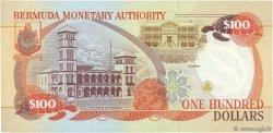 100 Dollars BERMUDES  1997 P.49 NEUF