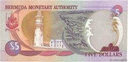 5 Dollars BERMUDES  2000 P.51a pr.NEUF
