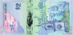 2 Dollars BERMUDES  2009 P.57a NEUF