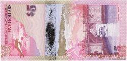 5 Dollars BERMUDES  2009 P.58 NEUF