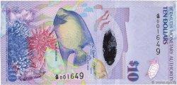 10 Dollars BERMUDES  2009 P.59 NEUF