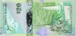 20 Dollars BERMUDES  2009 P.60 NEUF