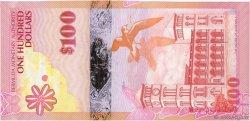 100 Dollars BERMUDES  2009 P.62 NEUF