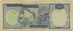1 Dollar ÎLES CAIMANS  1972 P.01a pr.TB