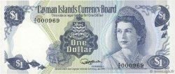 1 Dollar ÎLES CAIMANS  1985 P.05e NEUF