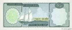 5 Dollars ÎLES CAIMANS  1974 P.06a SPL
