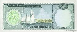 5 Dollars ÎLES CAIMANS  1974 P.06a NEUF