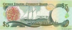 5 Dollars ÎLES CAIMANS  1991 P.12a pr.NEUF