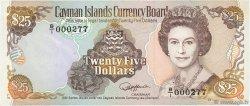 25 Dollars ÎLES CAIMANS  1991 P.14 pr.NEUF