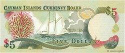 5 Dollars ÎLES CAIMANS  1996 P.17 NEUF