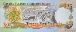 25 Dollars ÎLES CAIMANS  1996 P.19 NEUF