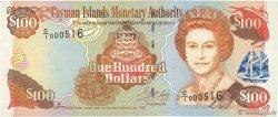 100 Dollars ÎLES CAIMANS  1998 P.25 NEUF